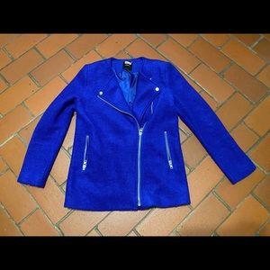 Forever 21 Moto style jacket size Large